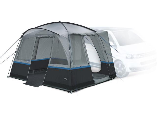 High Peak Tour Tent Light Grey/Dark Grey/Blue
